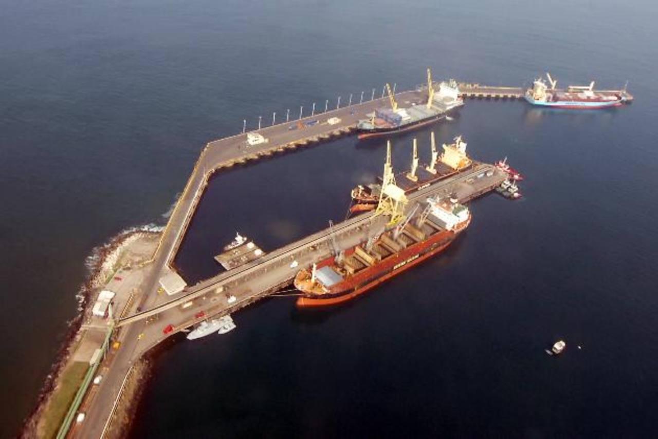 Puerto de Acajutla, en el puesto 48 de ranking Latinoamérica
