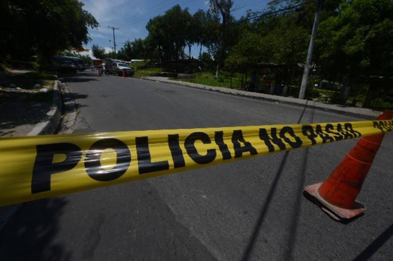 Al menos cinco homicidios se registran en las últimas horas en el país