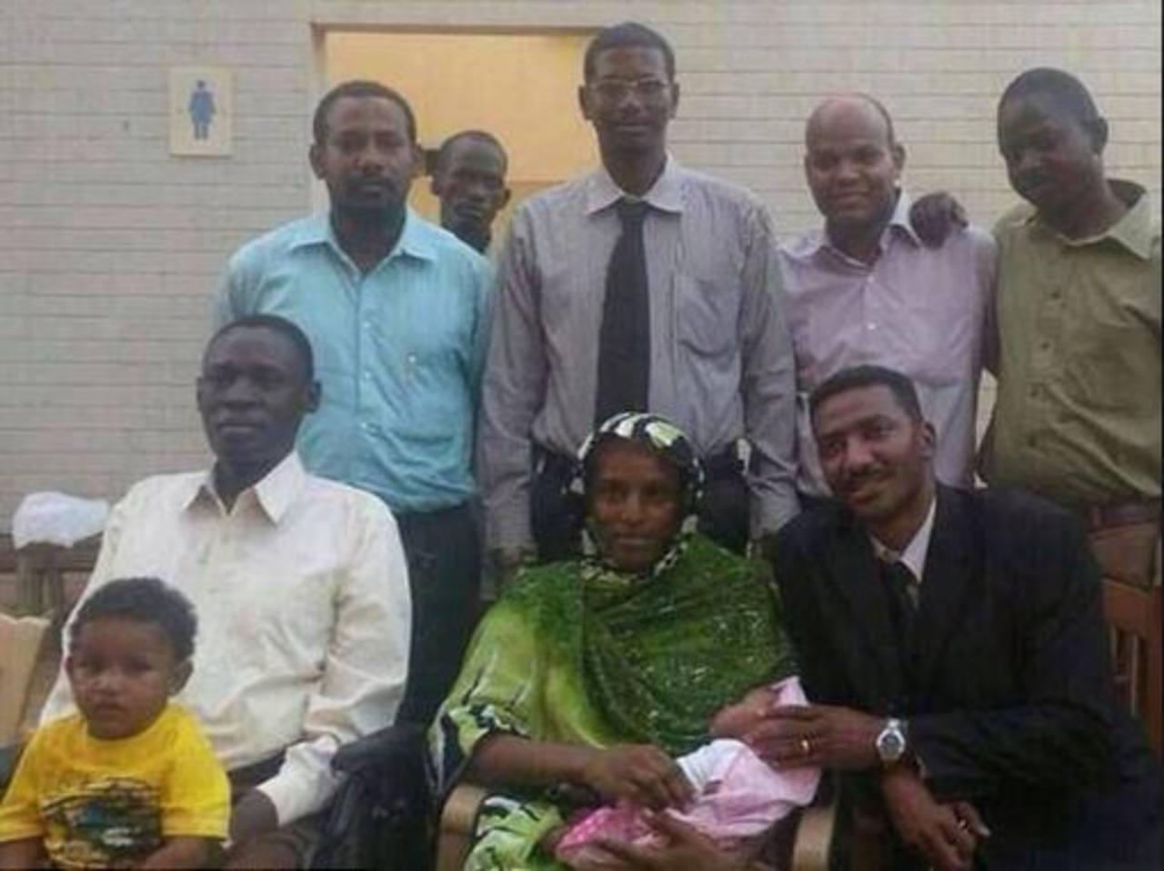 Recapturan a sudanesa condenada a muerte
