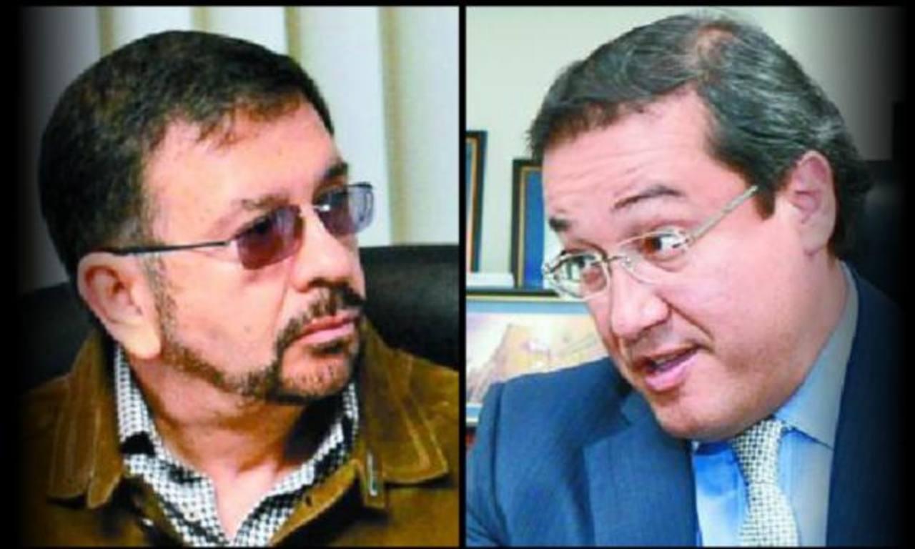 Ataque verbal entre Fiscal y Munguía Payés