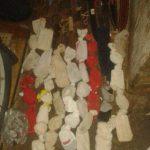Decomisan 209 celulares y 29 armas hechizas en penal de San Miguel