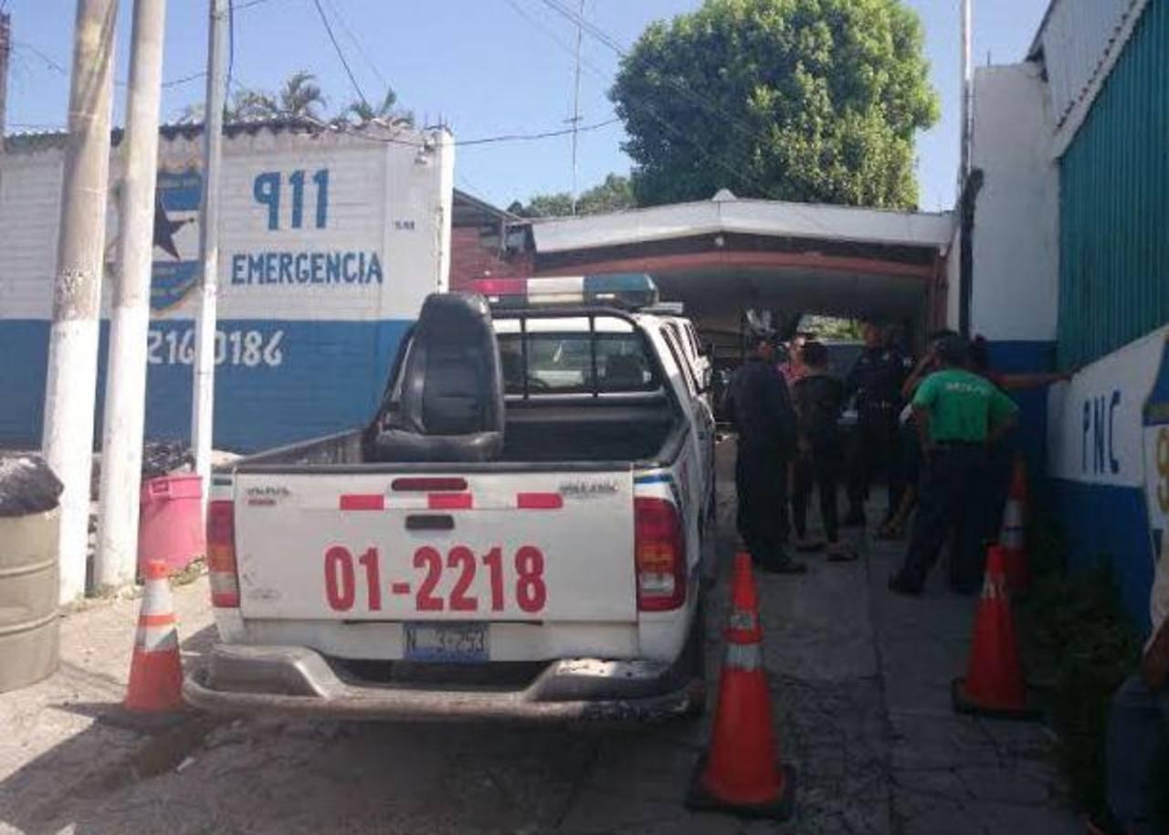La PNC en Apopa desplegó un operativo tras una balacera registrada en lotificación Renderos 2.