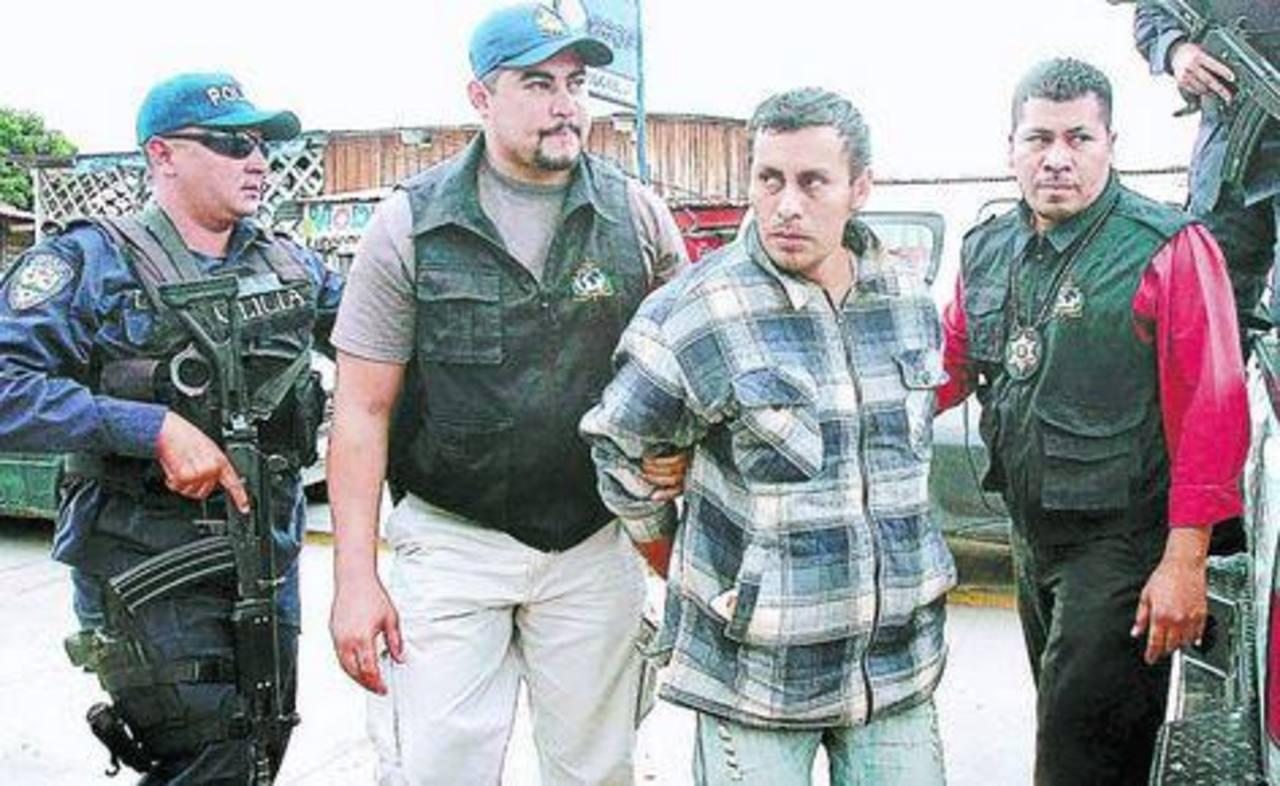 Capturan segundo fugitivo salvadoreño en Honduras