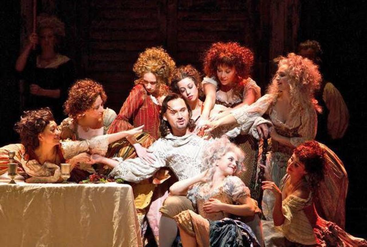Cinépolis presenta ópera Don Giovanni