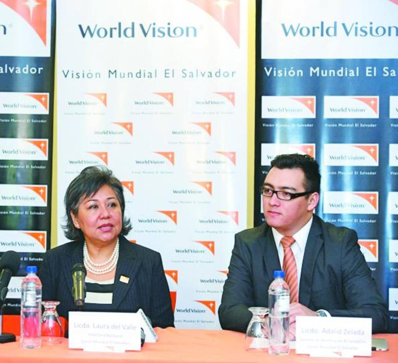 Periodistas y comunicadores han sido convocados para participar en el concurso de Visión Mundial. Foto EDH / René Quintanilla