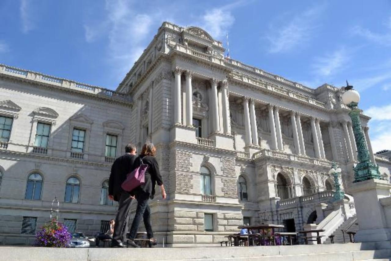 Los académicos discutirán la realidad del idioma en la Biblioteca del Congreso. foto EDH