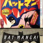 México publicará historietas japonesas de Batman