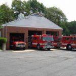 Hombre en Pensilvania toma camión de bomberos para dar un paseo