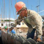 El sector construcción cerró 2013 sin tener crecimiento. foto edh / archivo