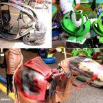 Una explosión de creatividad por el reciclaje