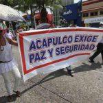 Acapulco, otrora uno de los puertos turísticos más visitados del país, es una de las ciudades más violentas de México.