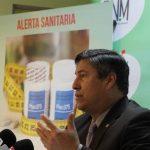 Emiten alerta sanitaria contra medicamento dietético