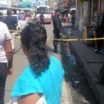 Mujer resulta lesionada en tiroteo en el centro de San Salvador