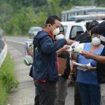 Hallan dos cadáveres dentro de bolsas en Cuscatlán