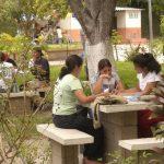 Los estudiantes que se convertirán en futuros profesionales son los más beneficiados con la acreditación. Foto EDH / ARCHIVO