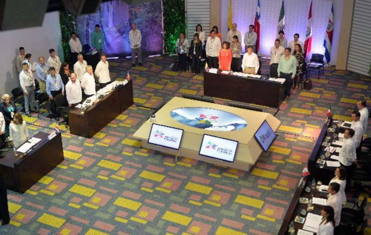 En Puerto Vallarta, México, se está realizado un foro sobre las ventajas de comerciar con países de Alianza del Pacífico.