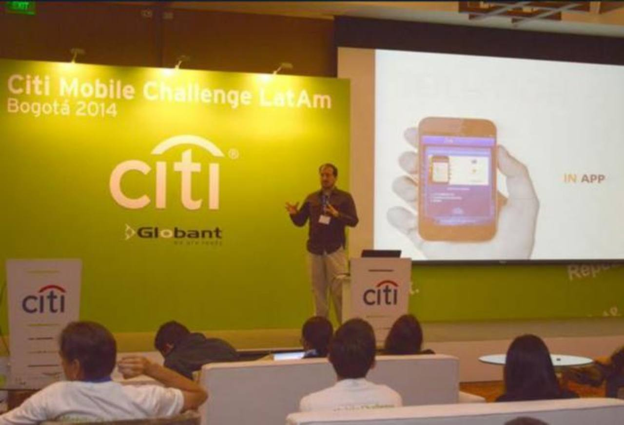 Empresa salvadoreña finalista del primer Citi Mobile Challenge