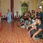 Los asistentes recibieron teoría y participaron en actividades prácticas sobre el tema. Foto EDH /miguel guevara