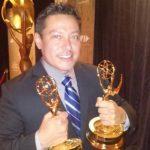 Luis Estrada, periodista salvadoreño, ganó su segundo Emmy