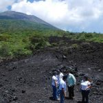 Incrementa vibración del volcán Chaparrastique