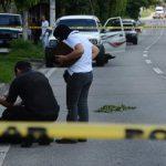 Ayer se registraron homicidios en calle a Huizúcar, San Marcos, San Pedro Nonualco en La Paz, Usulután, San Miguel, Santa Ana, Ilobasco y Cabañas, según la Policía. foto edh /archivo