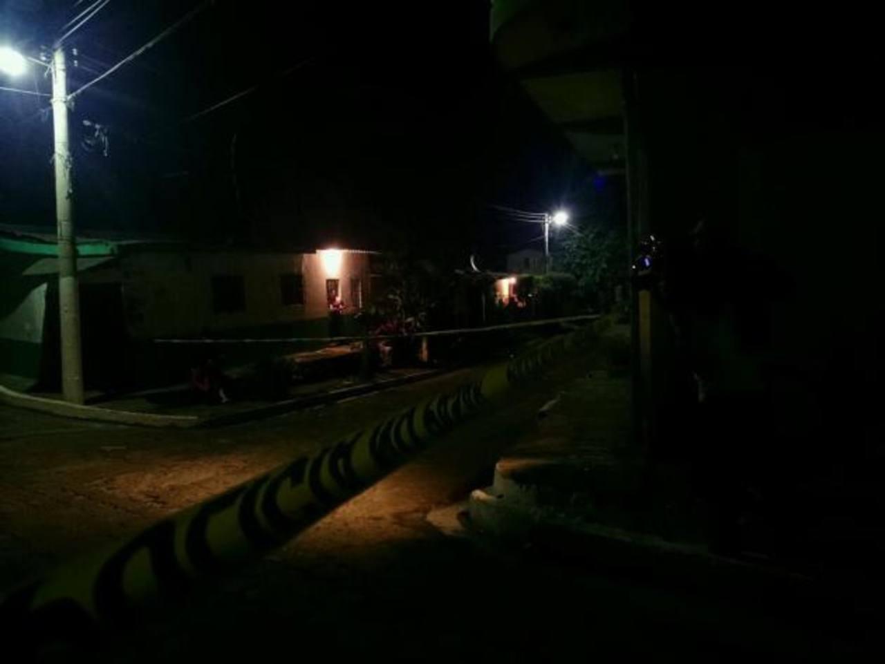 Matan a tres supuestos pandilleros en San Martín