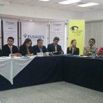 El Grupo Promotor recordó que las instituciones del Estado deben de evitar discrecionalidad en la aplicación de la Ley de Acceso a la Información. Foto Edh / Juan José Morales