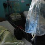 Los pacientes con padecimientos renales crónicos aumentan año tras año, según las autoridades del Hospital Nacional San Juan de Dios, de San Miguel, cuyas causas, indicaron, provienen del uso de fertilizantes y pesticidas. foto edh / Jenny Ventura