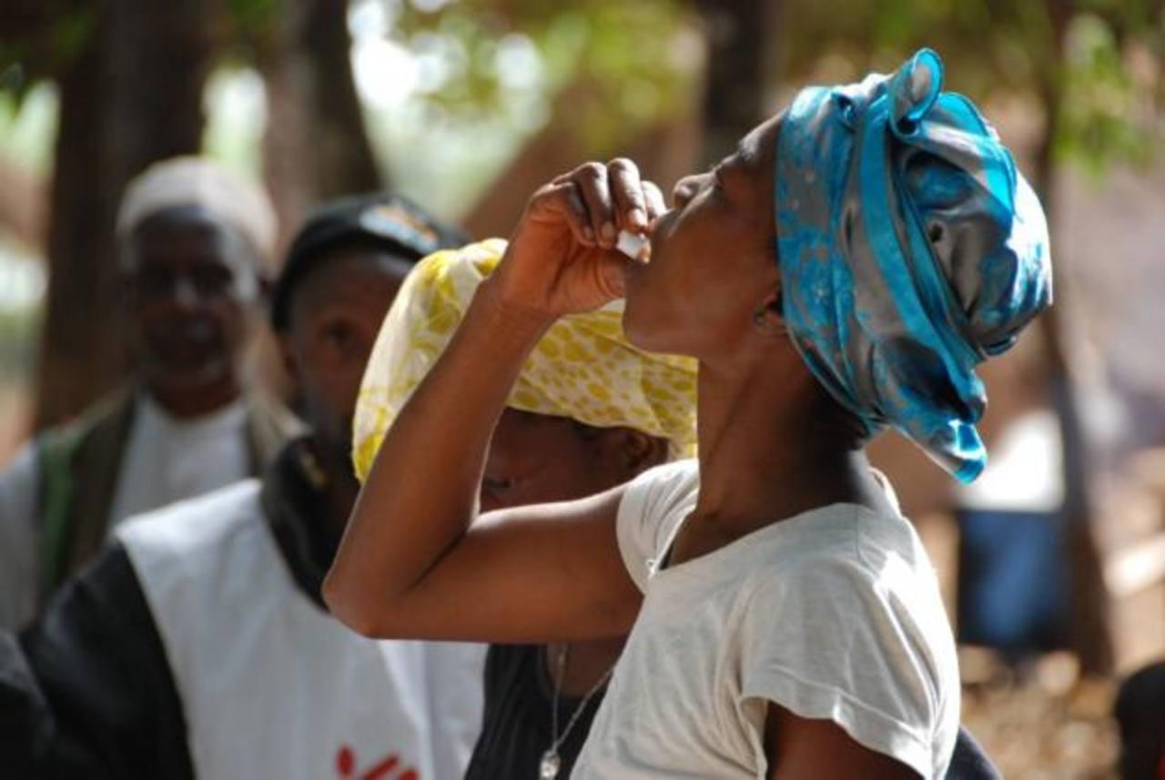 La vacuna contra el cólera sirve para controlar un brote