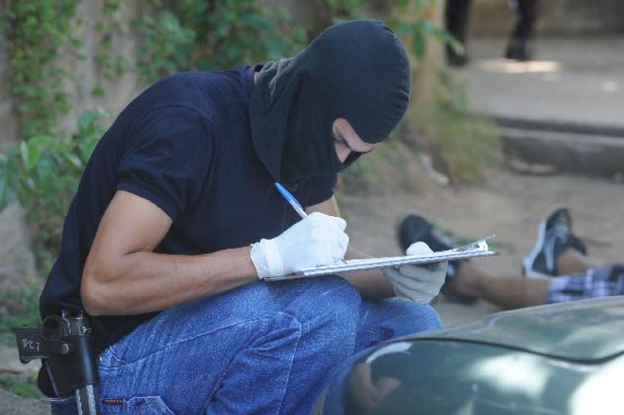 En 2014, los homicidios han aumentado en un 70.4 por ciento en relación a 2013. La mayoría son cometidos por pandillas.