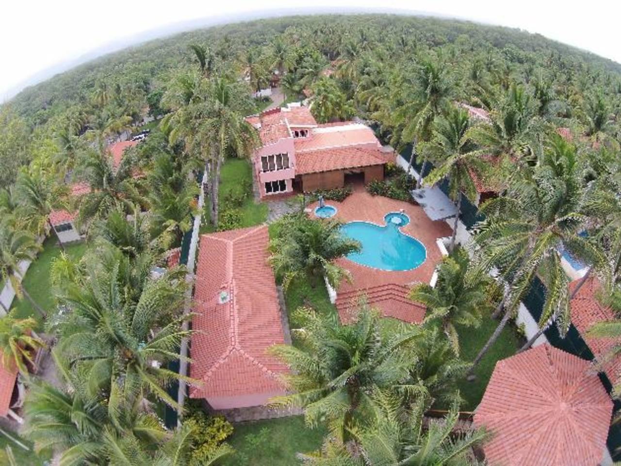 Caso Funes, casa de playa en Cangrejera