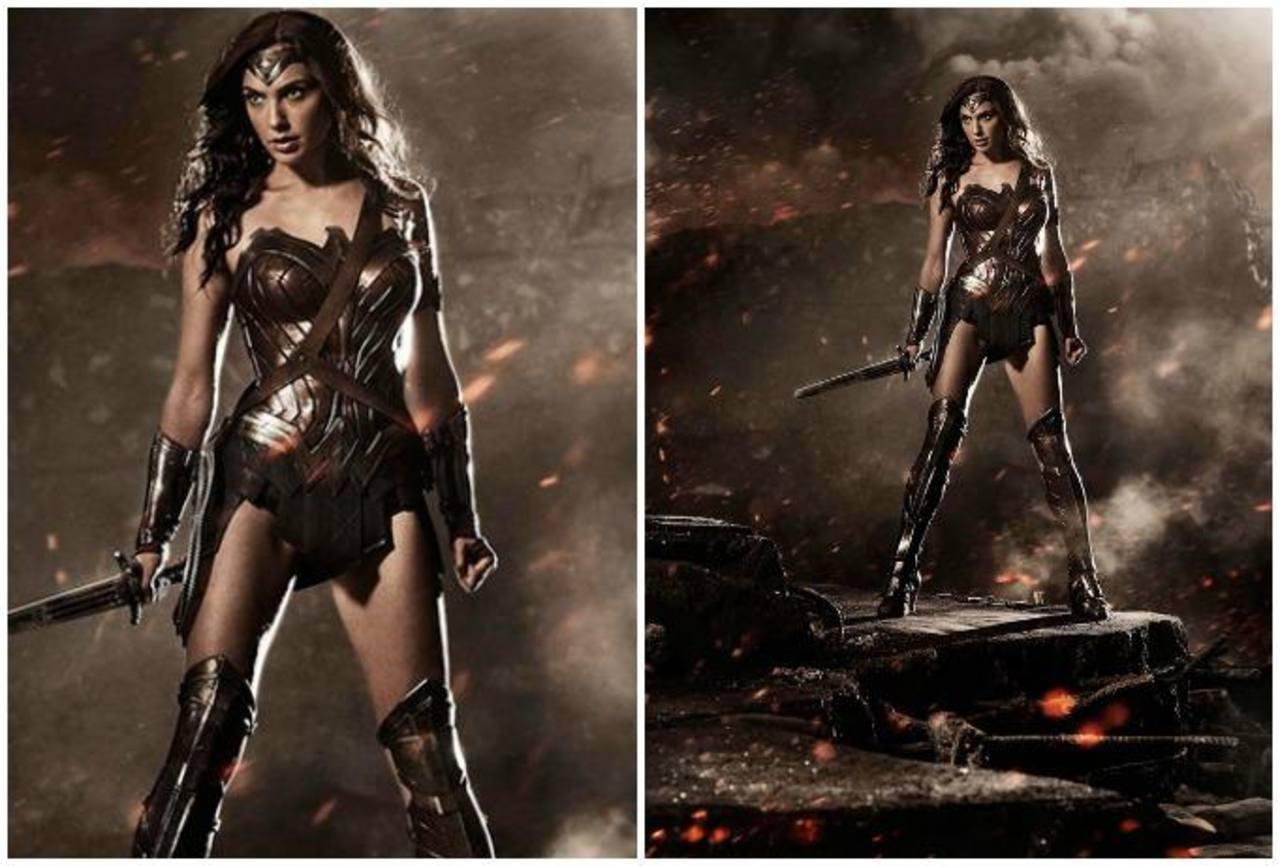 Revelan primera foto de la nueva Mujer Maravilla | elsalvador.com