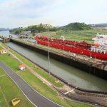 Fotografía de la esclusa de Miraflores, en el Canal de Panamá. La OMC destacó el alto crecimiento económico del país, que alcanzó un promedio anual de 8% entre 2007 y 2013.