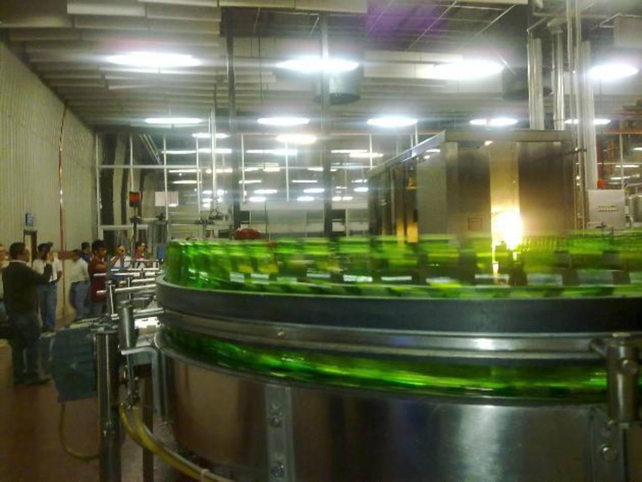 Planta de SABMiller en El Salvador