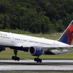 Aerolínea Delta aumenta sus ganancias semestrales en 47%