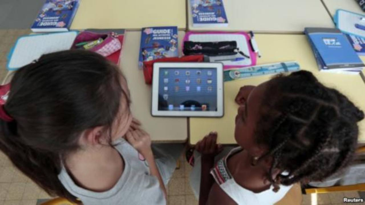 Dispositivos electrónicos como el iPad pueden ocasionar alergias