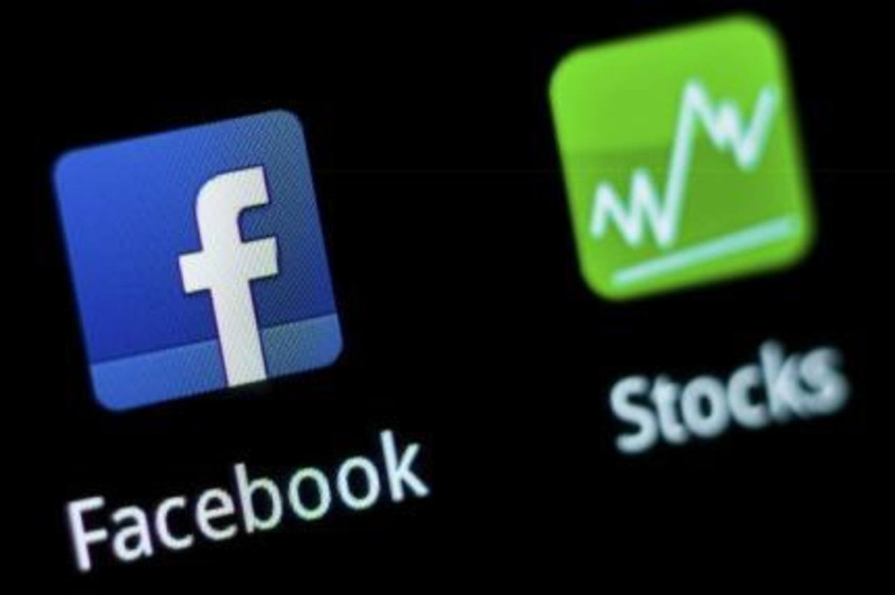 Los ingresos trimestrales de Facebook de 2.910 millones de dólares superaron el promedio de estimaciones de analistas de 2.810 millones de dólares.