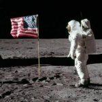 EE.UU. recuerda primeros pasos en la Luna y apunta su mira hacia Marte