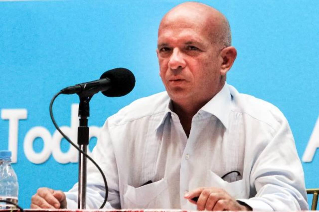 Hugo Carvajal está preso en Aruba. Foto edh/archivo