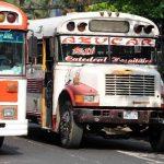 Según la ley, al cumplir los 20 años de uso, los buses deben salir de circulación.