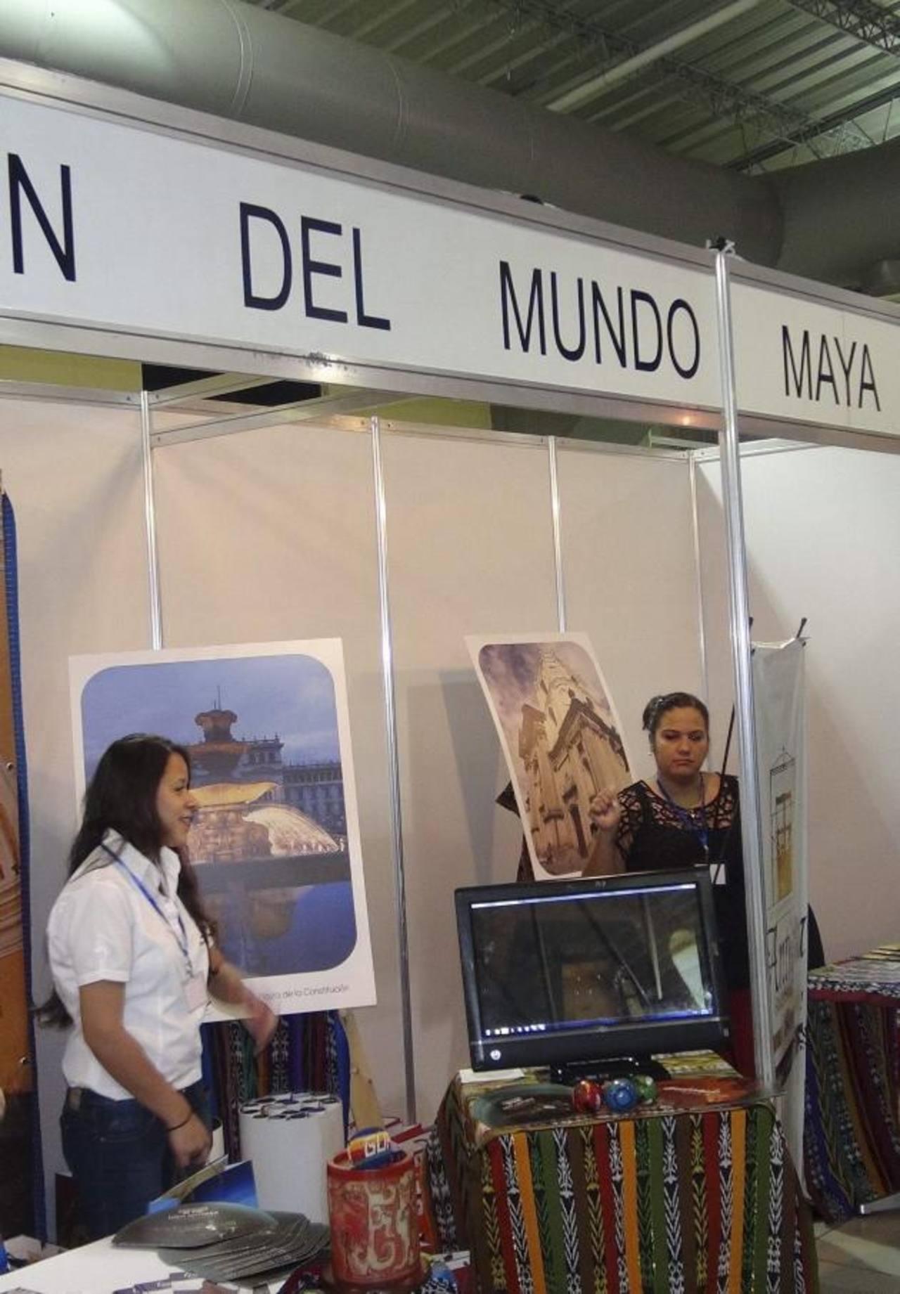 Destinos del Mundo Maya son de gran demanda en C. A.
