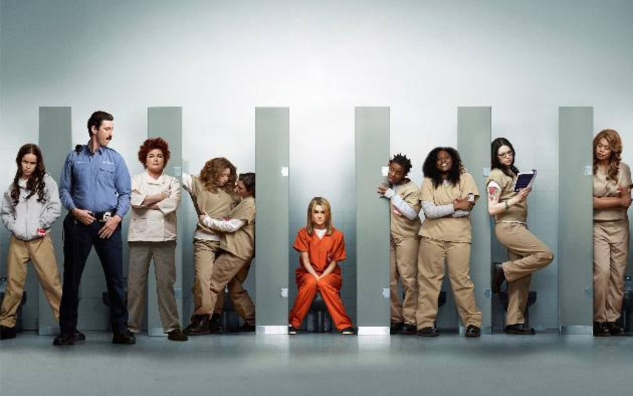 Orange is the new Black es una serie estadounidense de comedia-drama,2 creada por Jenji Kohan. Foto EDH