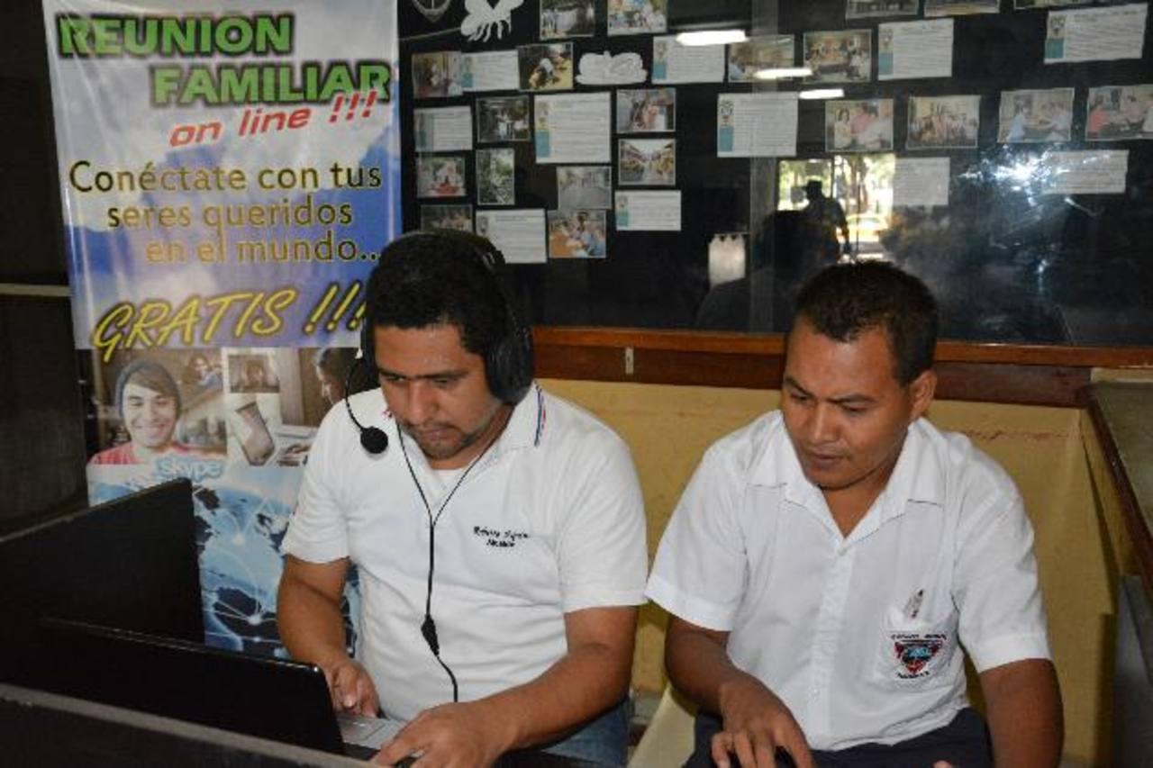 El servicio es brindado de manera gratuita en la alcaldía municipal de Sonsonate. foto EDH / . lima