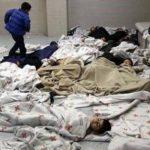 La llegada de niños, nueva razón para militarizar la frontera de EEUU