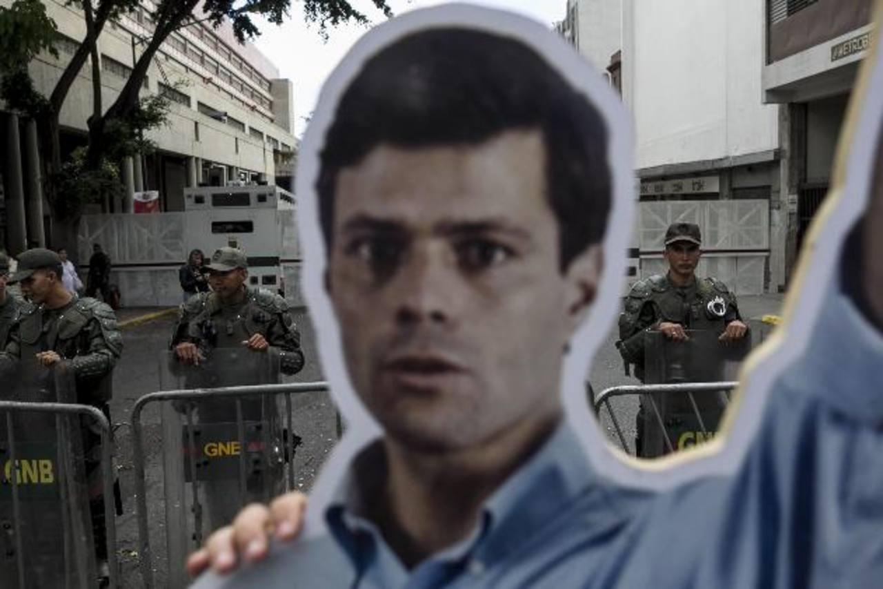 Arranca juicio al opositor venezolano Leopoldo López tras cinco meses de prisión