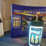 El presidente de Asafondos, René Novellino, durante la charla en la que se analizó la situación actual de las pensiones en el país.