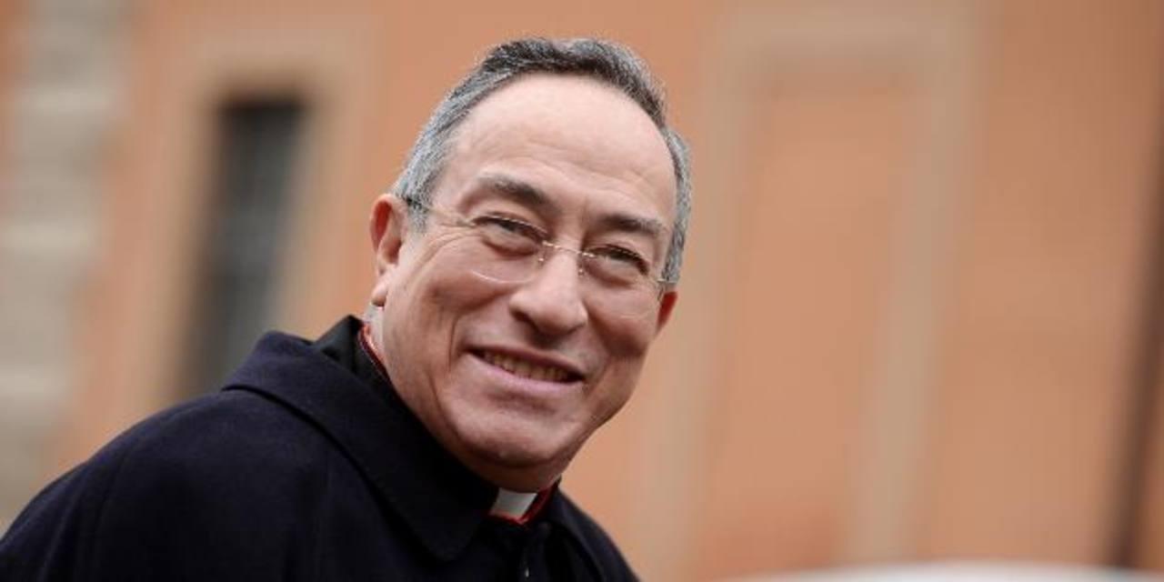 El cardenal hablará sobre los nuevos desafíos de Lumen, desde la globalización y la información moderna. Foto EDH