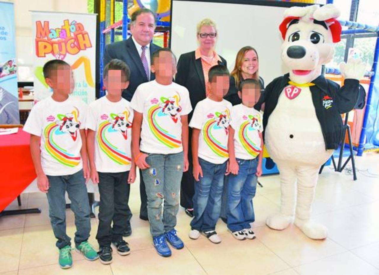 Pizza Hut entregará los fondos recaudados por la Maratón Puch al Program Mundial de Alimentos (PMA).