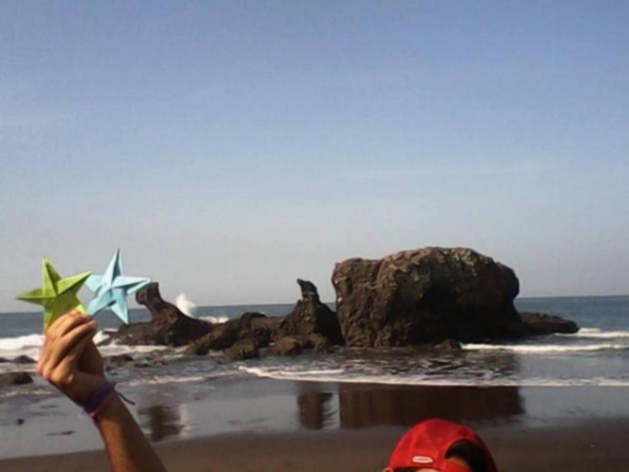 Coldplay publica foto de playa El Tunco en sus redes sociales