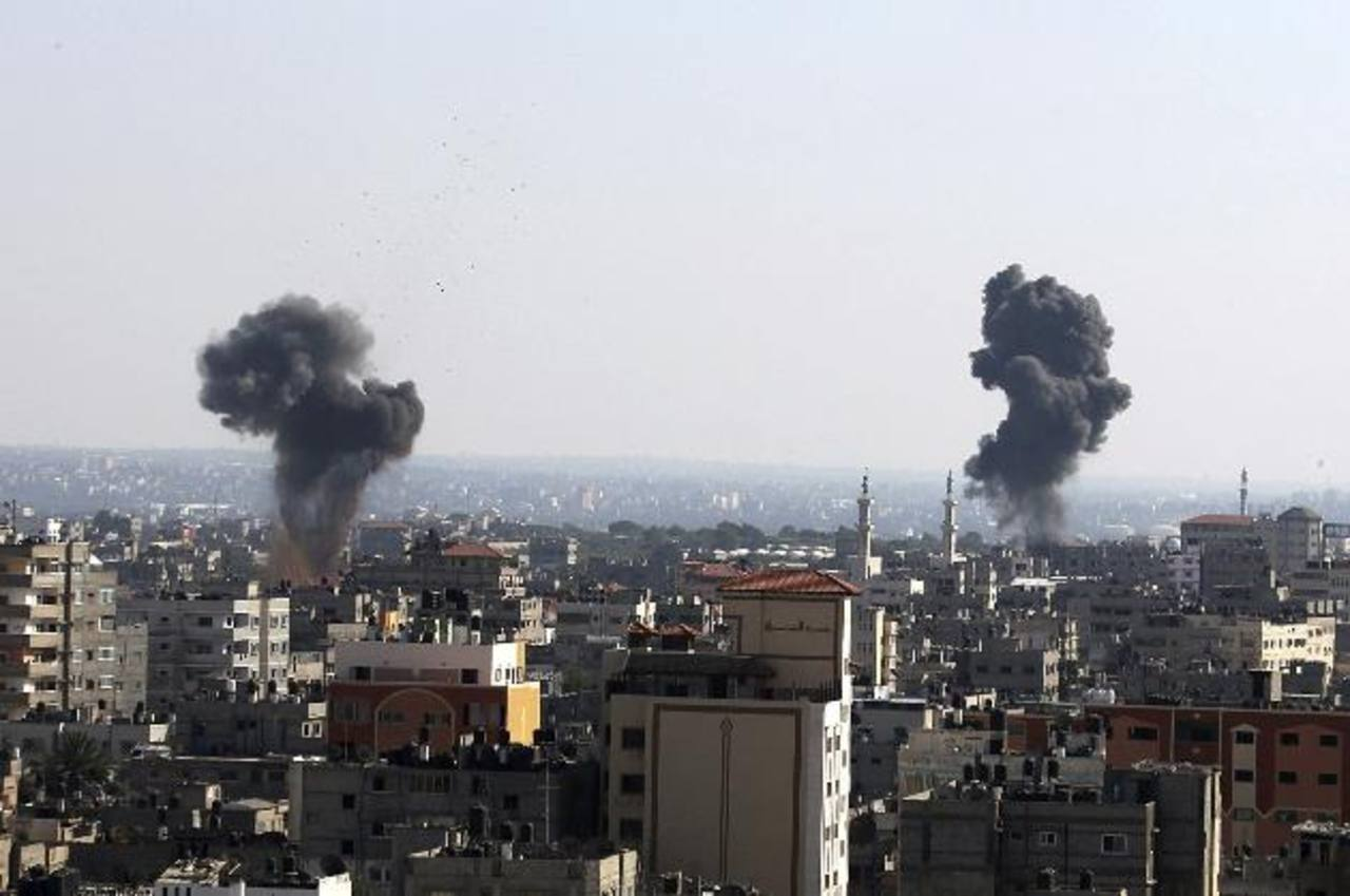 Nueva ofensiva de Israel en Gaza deja 10 muertos